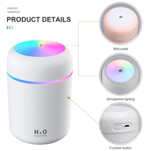 Essential Oil Diffuser Aura Life Shop