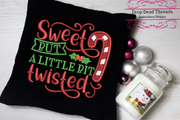 Christmas humour lettering collection full 5 part bundle -  one design free