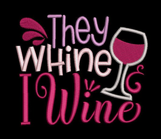 funny mom wine quote applique ideal for t shirt towel reading cushion book pocket pillow embroidery machine design file Mother's Day mum mom