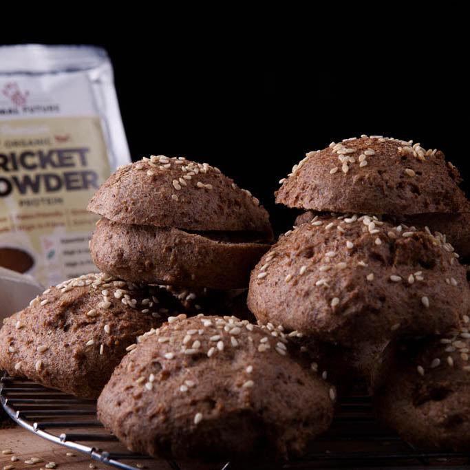 Primal Cricket Powder Buns