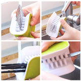Knife and Fork Brush