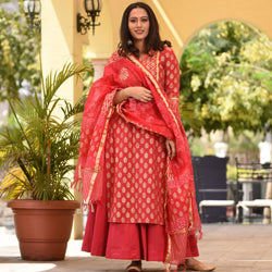 Small Butti Suit Set