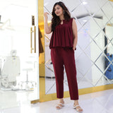 Tawny Port Co-ord Set