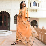tangerine colored suit for women online