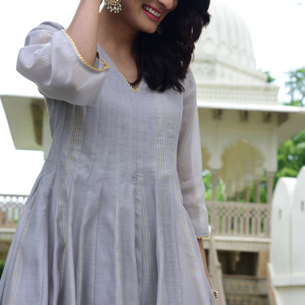 grey kurta for women, shop grey kurta online
