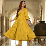 mustard yellow dress at best prices,buy now dress with floral prints