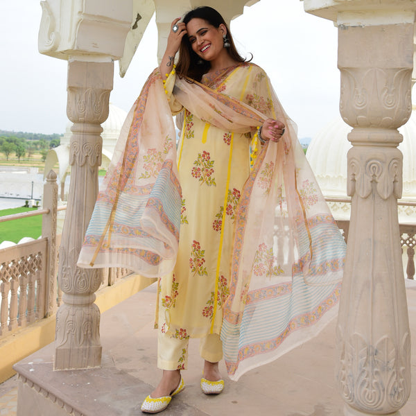 shop yellow suit set online at best prices
