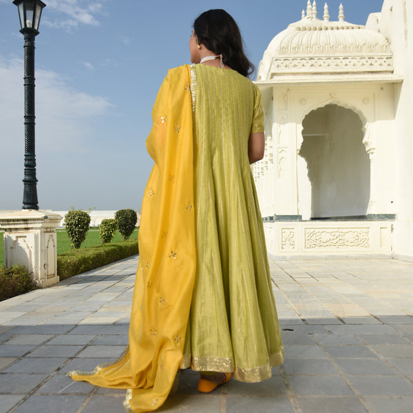 buy yellow kurta with gota work , buy online yellow kurta for women at best prices