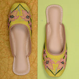 Lemon Juttis for women latest design
