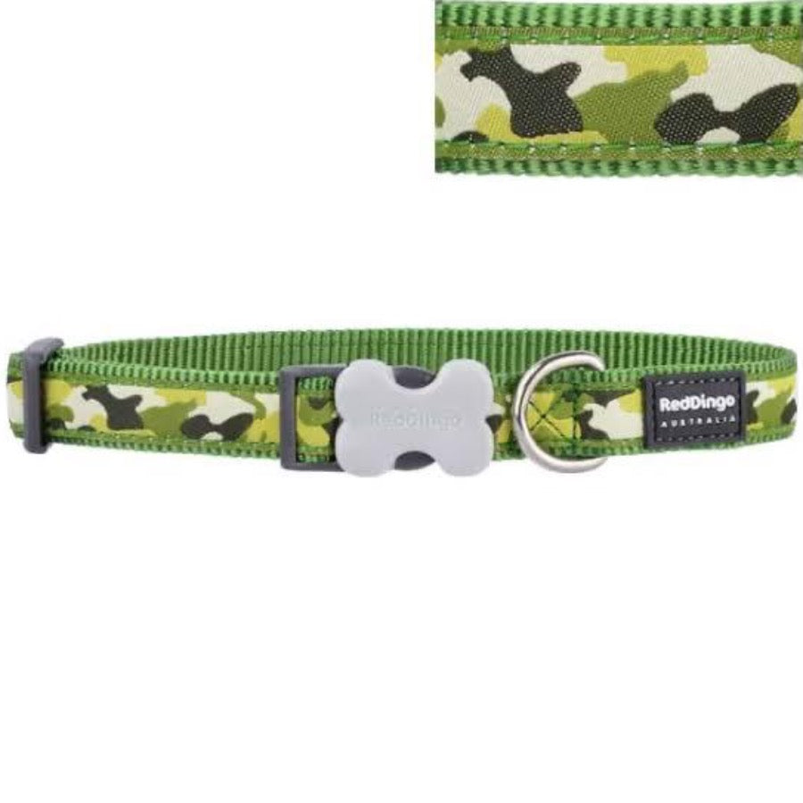 REDDINGO COLLAR CAMO