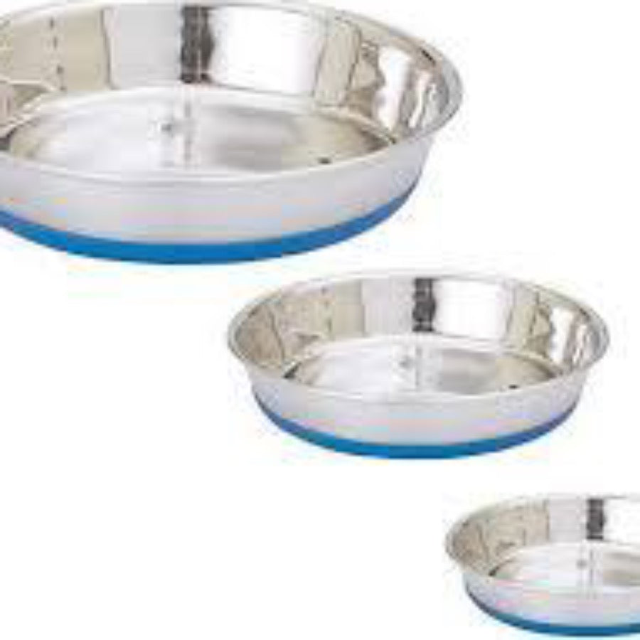 STAINLESS STEEL NON SKID BOWL