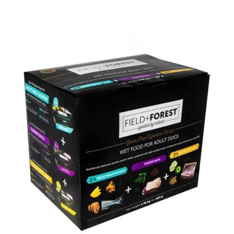 FIELD AND FOREST ADULT WET FOOD