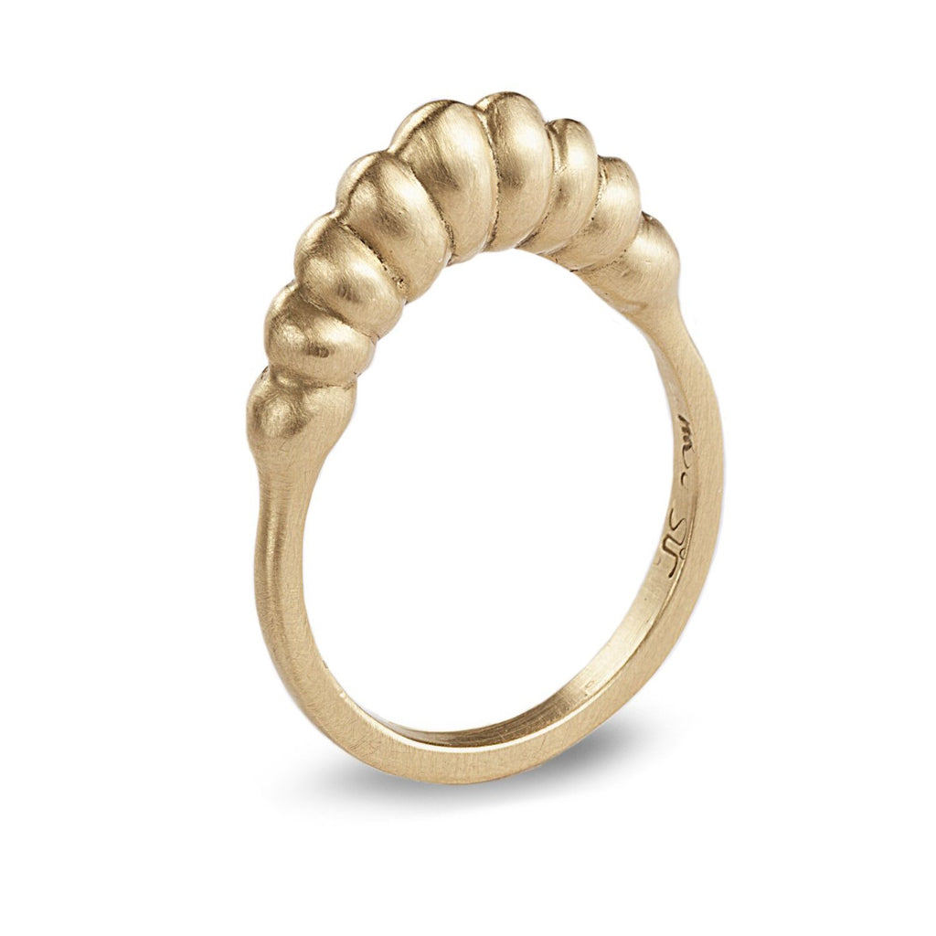 Carved ring - shiri tam fine jewelry