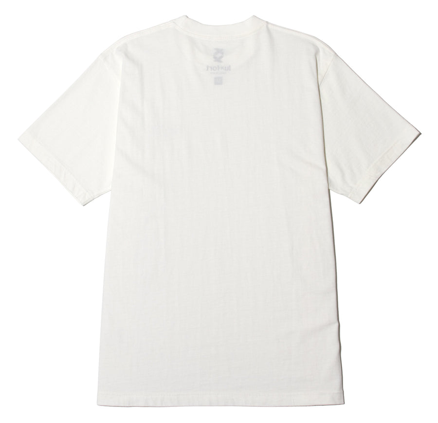 SPECIFIC OBJECTS BASIC TEE - OFF WHITE