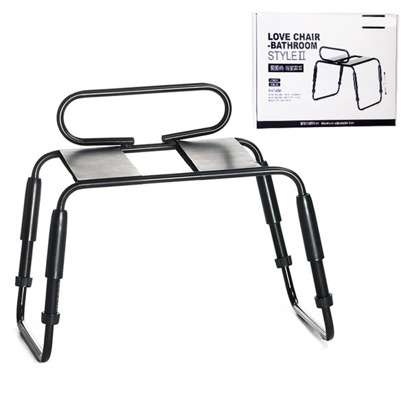 Adjustable Weightless Elastic Multifunction Sex Chair with Handrail