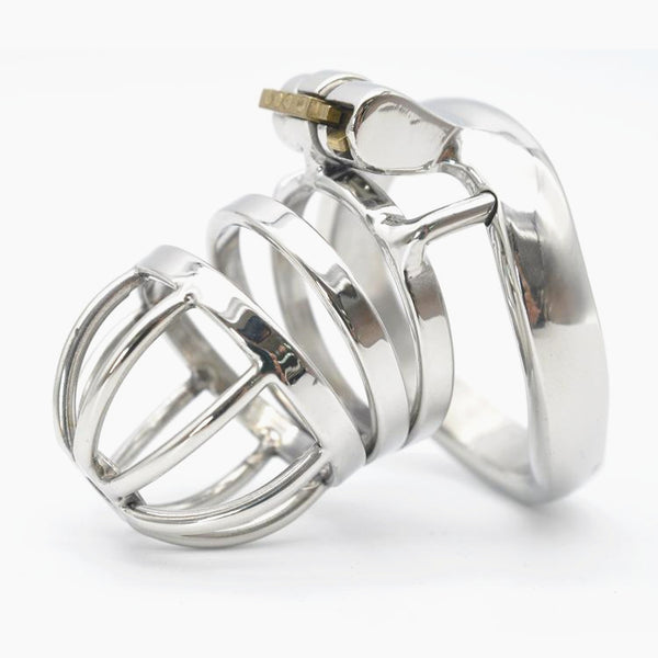Male Chastity Cage HBS032