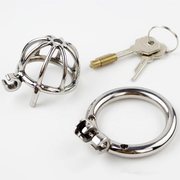 Male Chastity Cage HBS024