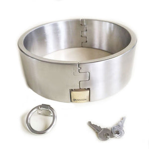 Heavy Duty Stainless Steel Collar 5CM Height