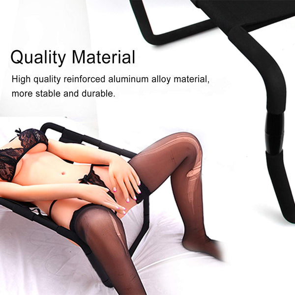 Multifunction Weightless Adjustable Sex Chair Position Aid Bounced Sex Toys Furniture for Couples