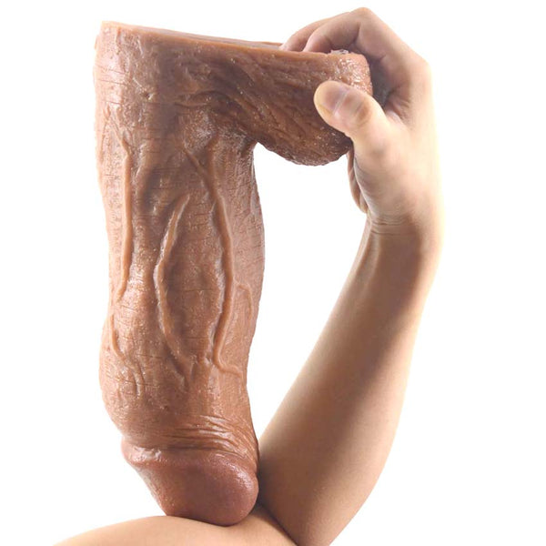 27.5*8cm Diameter Super Big Dildo F9