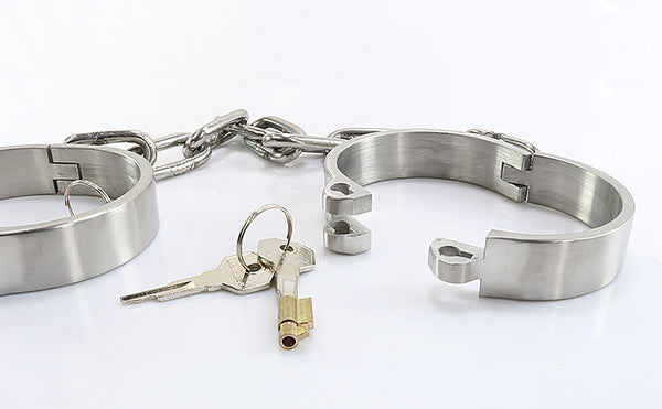 Stainless Steel Ankle Cuffs