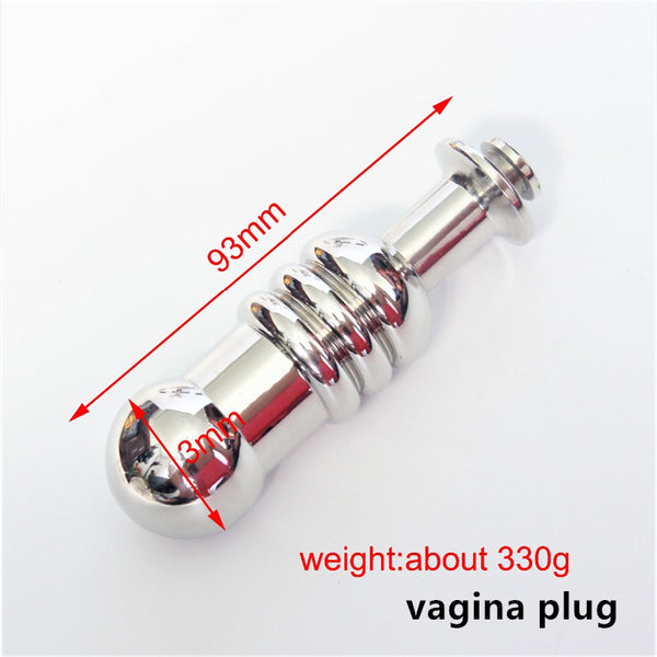 Female Chastity Belt HBS085