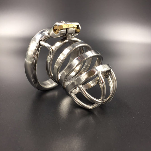 Male Chastity Cage HBS042