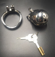 Male Chastity Cage HBS045