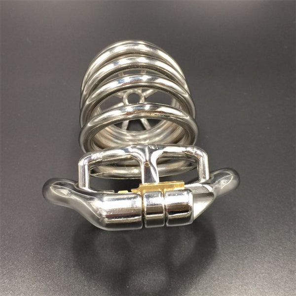 Male Chastity Cage HBS062