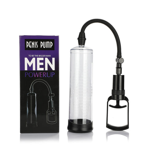 Manual Penis Enlargement Vacuum Pump CN110828