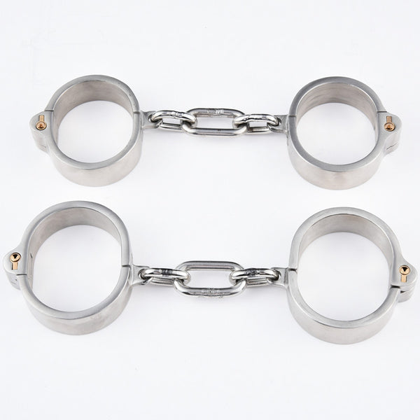 Stainless Steel Handcuffs