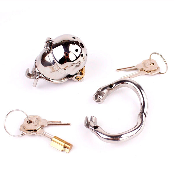 Male Chastity Cage HBS058