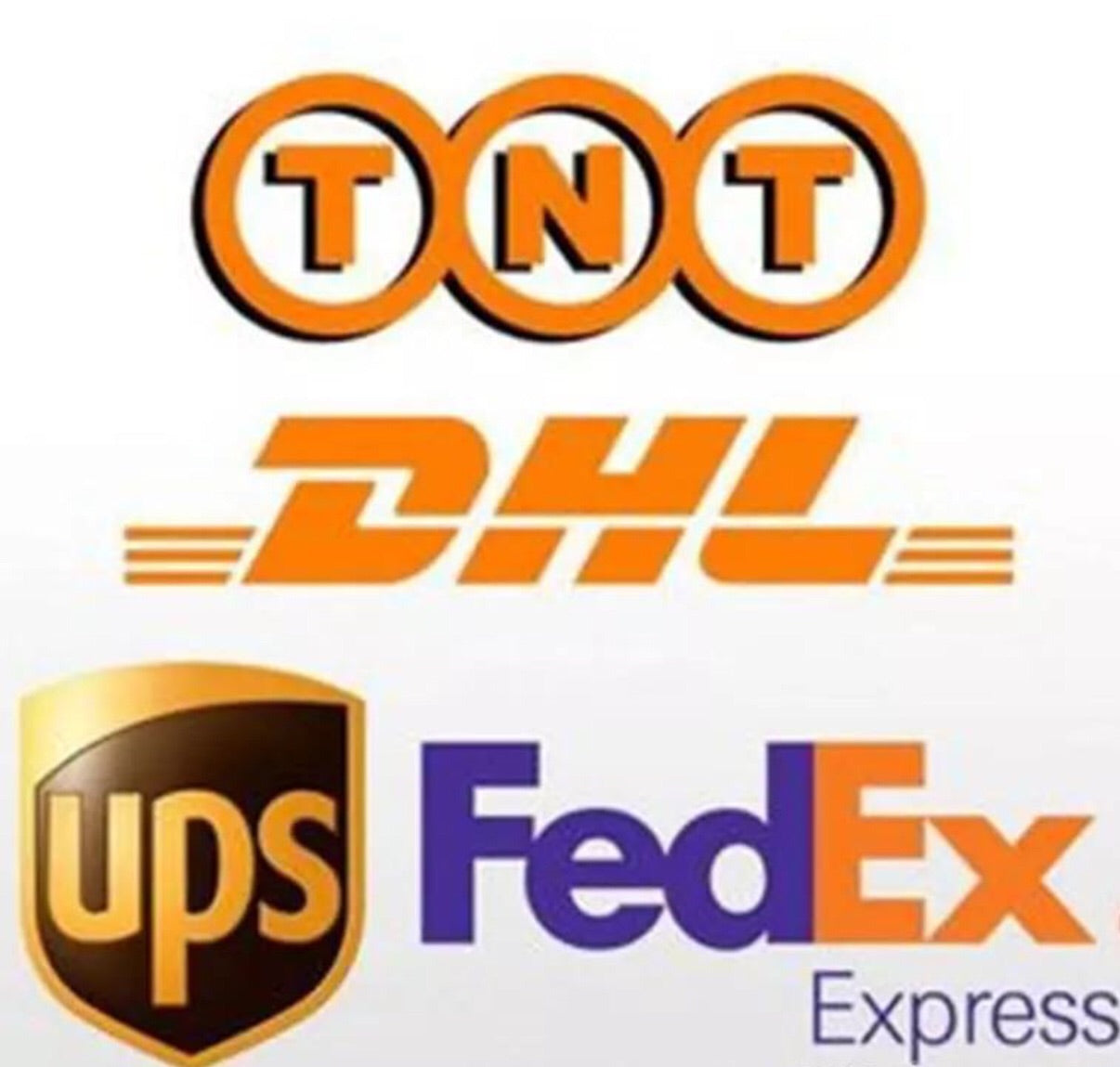 *Speed Up Your Order Delivery with Paying Extra Cost for DHL/UPS/Fedex/TNT Shipping