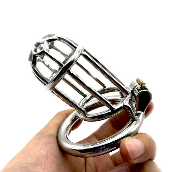 Male Chastity Cage FR010