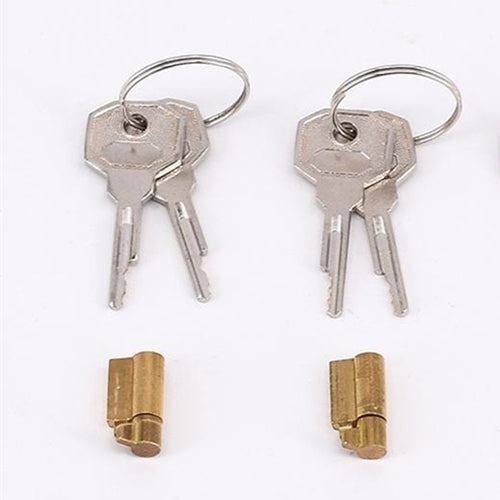 2pcs/Lot Magic Locker And Keys Chastity Device Component For New Chastity Cage Stealth Locks