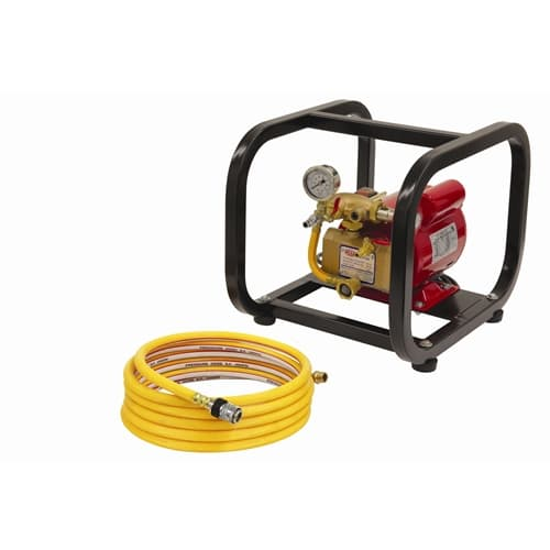 Reed EHTP500C Electric Hydrostatic Test Pump - 500 Psi
