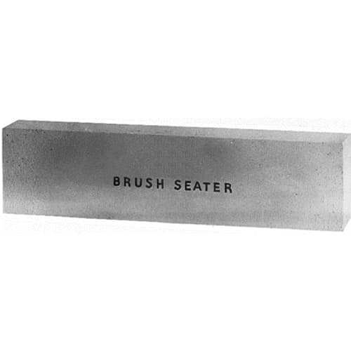 Ideal 23-007H Brush Seater, Specify H for Hard Grade, 3/4x1/2x4-3/4 inches