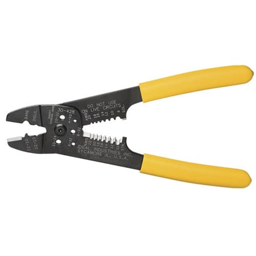Ideal 30-428 Combination Crimp and Strip Tool