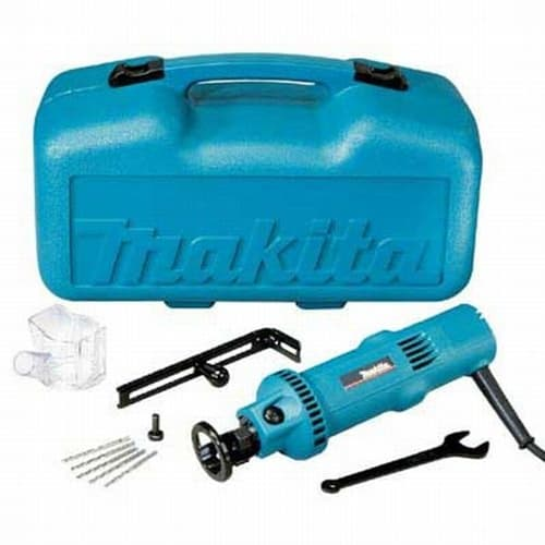 Makita 3706K Drywall Cut Out Tool Kit, accessories, case