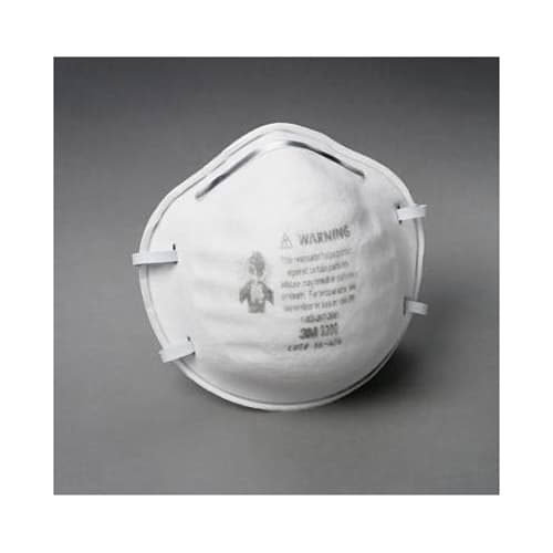 3M 07023 N95 Particulate Respirator (Box of 20)
