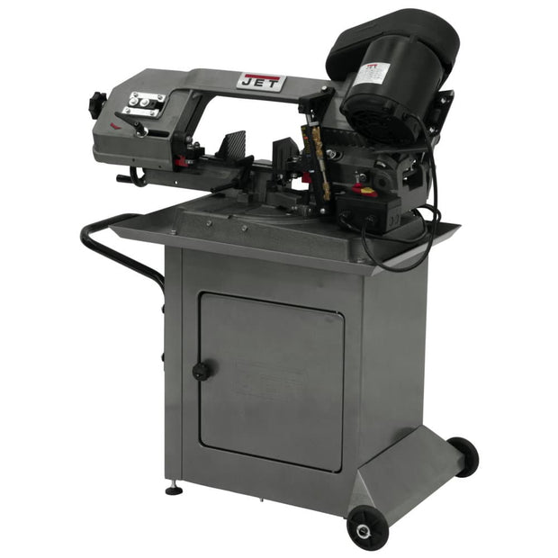 "Jet 414457 HBS-56S, 5"" x 6"" Horizontal Mitering Bandsaw"
