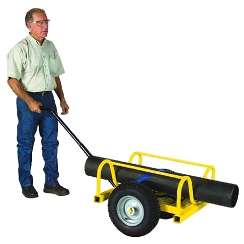 Sumner 782685 Cricket w/Flat Free tires Pipe Dolly