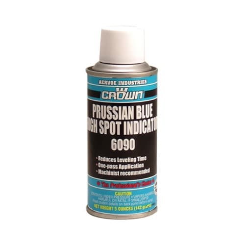 Aervoe 6090 Prussian Blue High Spot Indicator, 6 oz
