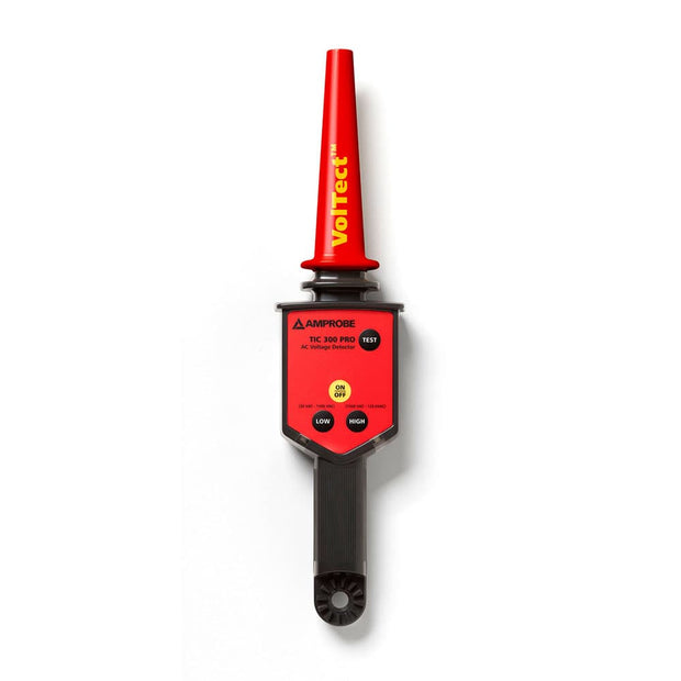 Amprobe 3467441 TIC 300 PRO Voltect Non-Contact Intrinsically Safe High Voltage Detector