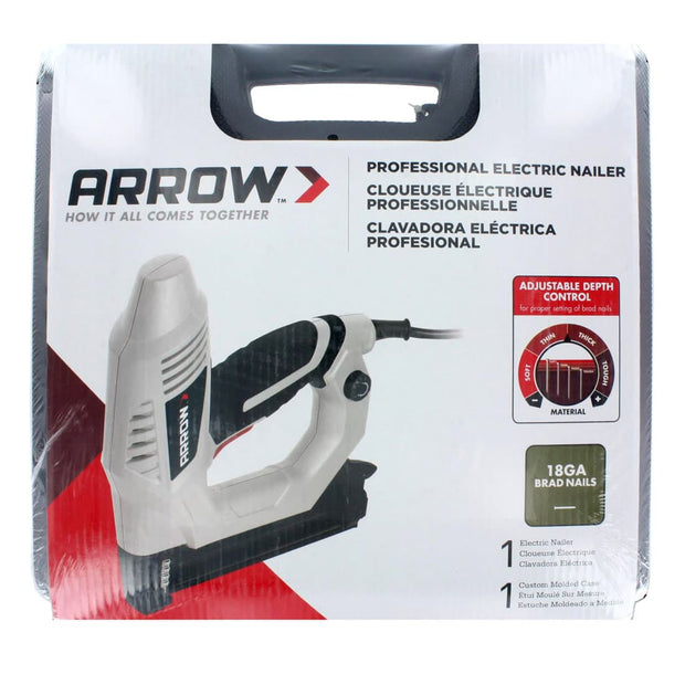 Arrow ET200BN Heavy Duty Electric Brad Nail Gun