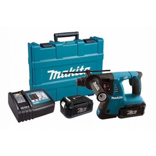 "Makita BHR261 36V LXT Lithium-Ion Cordless 1"" SDS-PLUS Rotary Hammer Kit"