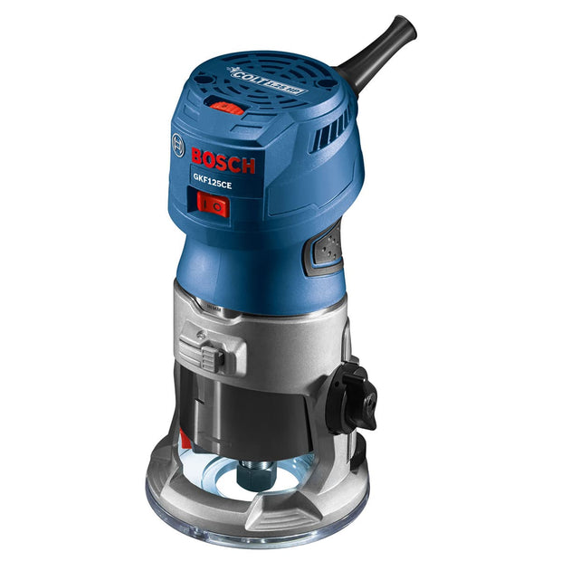 Bosch GKF125CEN Colt 1.25 HP (Max) Variable-Speed Palm Router
