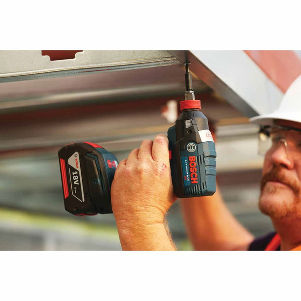 "Bosch IDH182-01 18V EC Brushless 1/4"" and 1/2"" Socket-Ready Impact Driver"