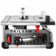 "Skilsaw SPT70WT-22 10"" Portable Worm Drive Table Saw - Diablo Blade"