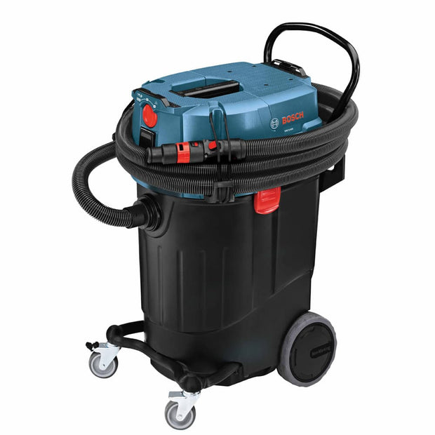Bosch VAC140S 14 Gallon Dust Extractor with Semi-Automatic Filter Clean